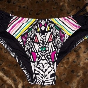 Rip curl bikini bottoms never worn to small for me